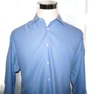 Giorgio Armani Shirt Le Collezioni Sz 16 Italy
